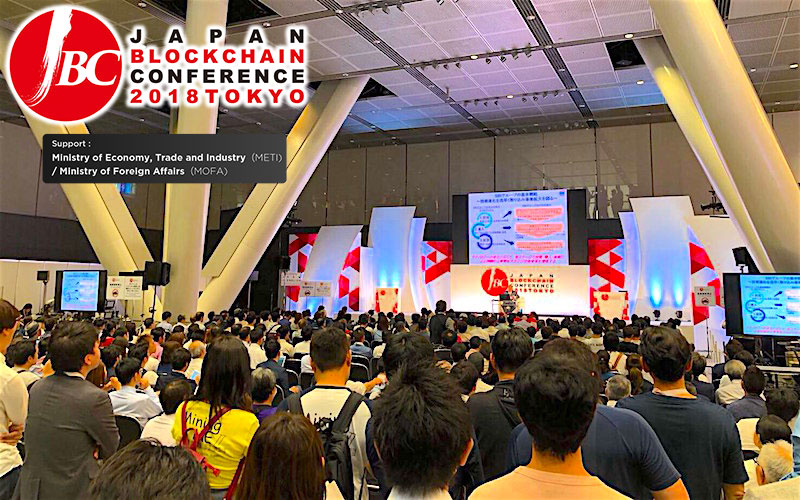 J.D. Salbego co-organizes Japan Blockchain Conference Tokyo 2018