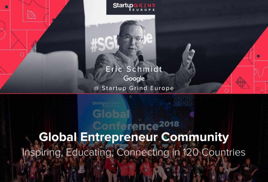 J.D. Salbego Advises Google's Startup Grind