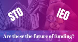 J.D. Salbego - The state of Blockchain and Crypto Funding in 2019 - Are STOs and IEOs the future of funding?