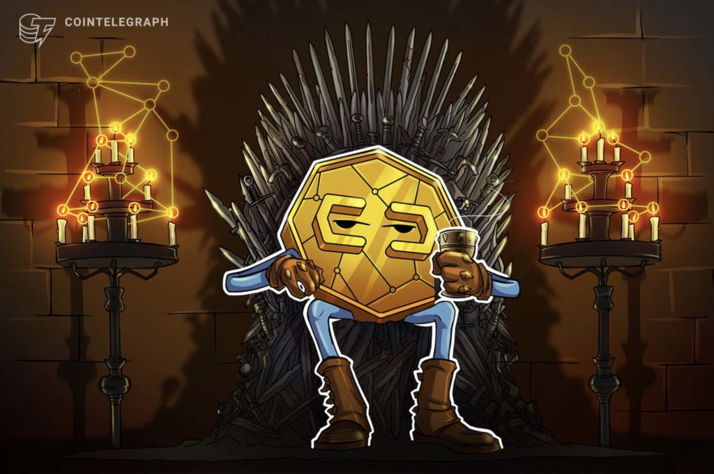 J.D. Salbego Article Image - Cointelegraph - Game of Nodes — Who Will Win the Digital Throne?