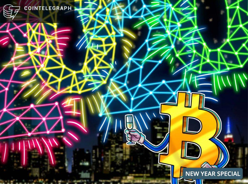 Bitcoin 2020 — Blockchain's New Year Resolutions