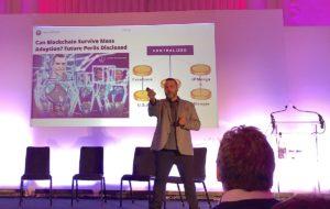 J.D. Salbego - opening speaker London Blockchain Summit 2020