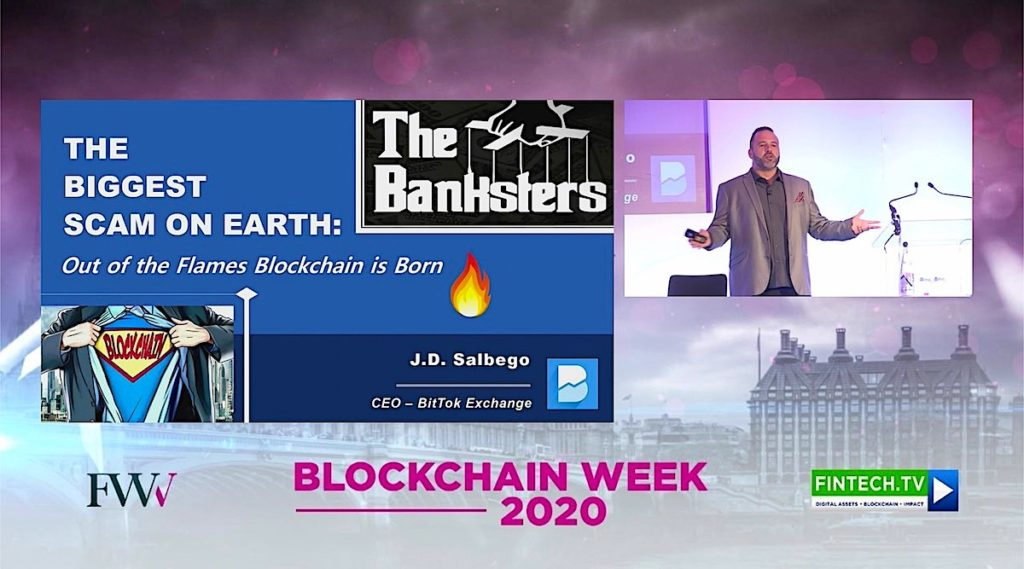 London Blockchain Week 2020 and The Future of Finance